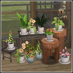 Do you remember this post? This would be the second part to it. I've added the master meshes from that post that you'll need in order for the stone and glass vases to show up. However, …