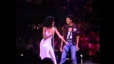 Diana Ross & Michael Jackson   Upside Down   Live in Los Angeles 1981