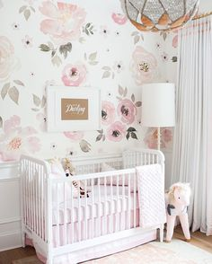 All the details on the nursery we worked on with @monikahibbs is now on our blog along with sources and an AMAZING #GIVEAWAY so you can creat your own nursery!!! Use the link in profile for details (http://⁠liketk.it/⁠2oCKx)