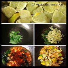 Lemon Pickle Recipe (Goan Style) - Aromatic Essence Sour Pickles, Lime Pickles, Goan Recipes, Lemon Recipes, Lemon Pickle Recipe, Preserved Lemons, Rich Recipe, Homemade Pickles, Lentil Curry