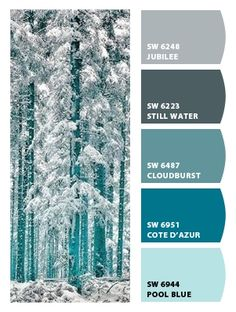 Color palette - Paint colors from Chip It! by Sherwin-Williams Paint Schemes, Colour Schemes, Color Combos, Bathroom Color Schemes, Bathroom Colors, Design Seeds, Color Palate, Interior Paint Colors, Interior Design