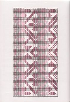 Crochet Stitches Patterns, Weaving Patterns, Crochet Chart, Embroidery Stitches, Cross Stitch Patterns, Bargello Needlepoint, Willow Weaving, Couture Embroidery, Creative Embroidery
