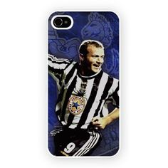 Alan Shearer Newcastle iPhone 4/4S and iPhone 5 Cases