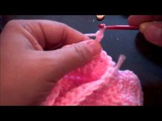 ▶ Tutorial How to Crochet Baby Ugg Boots - YouTube