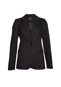 Tailored Twill Jacket 1