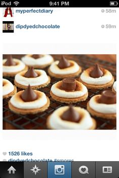 S'more cookies, great holiday treat , Very quick and easy to make