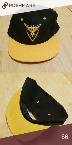 PokemonGo FLAT RIM Hat Brand new Without 3857732e63af