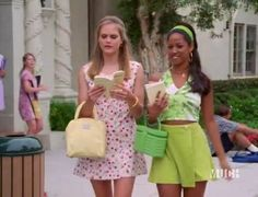 Hippie Outfits, Retro Outfits, Clueless Aesthetic, Stacey Dash, Tv Show Outfits, Black Girl Aesthetic, Dress With Cardigan, My Spirit Animal, Supermodels