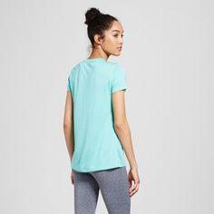 Women's Tech T-Shirt - C9 Champion - Breezy Green Heather Xxl