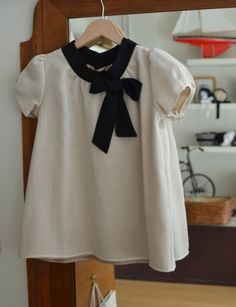 Little dress Riviera milk