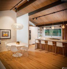 Luminária Pendente Kina @maislume Decor, Furniture, Table, Home, David Trubridge, Home Decor