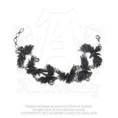 A101 - Flocking Ravens Bracelet