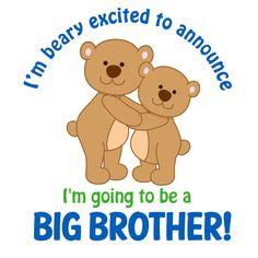 Beary sono lieti di annunciare che ho di siblingspecialtees