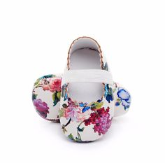 Cute floral moccasin //Price: $11.06 & FREE Shipping //     #babyfashion