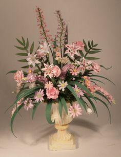 "Floral Arrangement #627 by Christine Dell""Anna"