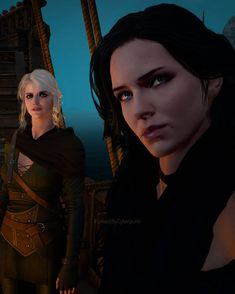 Witcher 3 Yennefer, Yennefer Of Vengerberg, Witcher Art, Witcher 3 Wild Hunt, The Witcher 3, Video Game Characters, Dnd Characters, Female Characters, Violet Eyes