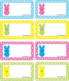 easter name tags template - 1000 images about holiday craft ideas easter on