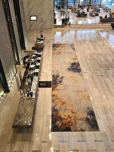 Sheraton Hotel Nansha Main Lobby