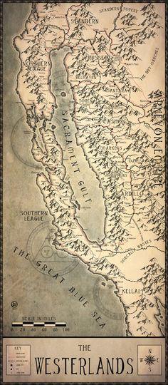 Westerlands Map