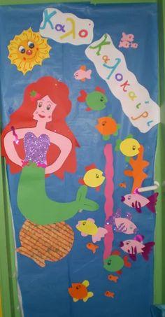 Mermaids And Mermen, Flag, Kids Rugs, Kindergarten Decoration, Crafts, Doors, Manualidades, Kid Friendly Rugs, Science