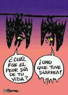 chiste grafico peor dia de tu vida #spanish