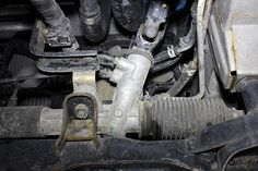 Mazda Bongo power steering