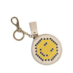 Anya Hindmarch Pixel Smiley purse