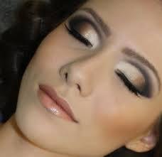 Resultado de imagem para maquiagens de madrinhas de casamento morena