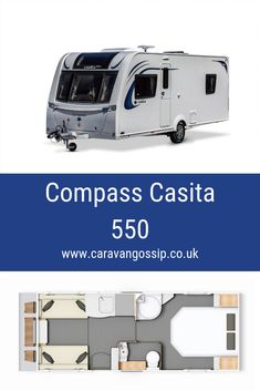 The Compass Casita 586 is a six berth family caravan. It is on a single axle with fixed bunks to the rear a corner bathroom with a fully lined shower. It also has a make up double bed at the front and make up bunk on the side dinette. 6 Berth Caravan, Caravans, Double Beds, Motorhome, Compass, Recreational Vehicles, Caravan Reviews, Shower, Bathroom