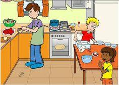 Afbeeldingsresultaat voor potten en pannen clipart