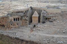 2000 Years Old Zachariah & Khenzir Famiilies Tombs  - Cedron Valley Jerusalem, Israel