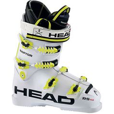 Scarponi sci Skiboot Race HEAD RAPTOR 140 RS season 2015/2016 MP 29 Scarponi sci Skiboot Race HEAD RAPTOR 140 RS season 2015/2016PREZZO DI LISTINO € 570,00Descrizione                 Con  il Raptor 140 RS, HEAD ha raggiunto l'equilibrio perfetto tra  prestazioni e comfort ottenendo uno scarpone che qualsiasi sciatore  vorrà indossare. Grazie alla scarpetta Performance PRO, ai Velcro Double  Power Booster e agli inserti in sughero che prevengono il sollevamento  del tallone, questo scarpone…