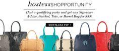 Initials, Inc. Hostess Shopportunity 2014