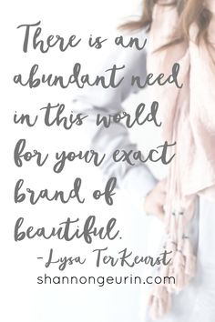 Things that Inspire http://shannongeurin.com/things-inspire/