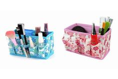 New Floret Nonwoven Cosmetic Storage Box Flower Dressing Jewelry Box Small Storage Bag
