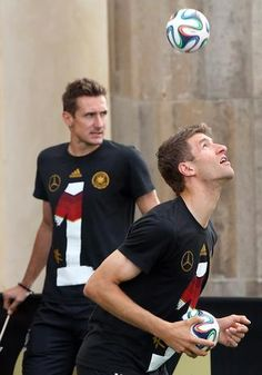 World Cup winners celebrate - Germany gives soccer team heroes celebration 2014