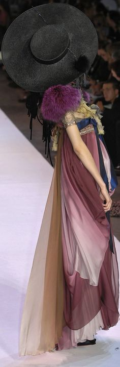 Couture Fall 2007 - Christian Lacroix
