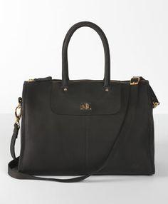 Leather Bowler Bag - Black - Levi's - levi.com