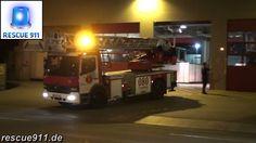 Barcelona fire department // Bombers de Barcelona Parc de l'Eixample