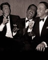 Dean, Sammy and Frank