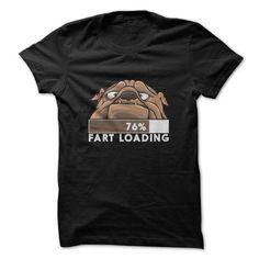 Bulldog Fart Loading T Shirts, Hoodie. Shopping Online Now ==► https://www.sunfrog.com/Pets/Bulldog-Fart-Loading.html?41382