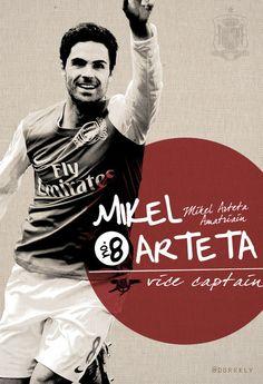 Mikel Arteta, Ken Doll, Arsenal Fc, One Team, Old Boys, Football Soccer, Spanish, God, My Love