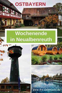 Ausflugsziele in der #Oberpfalz, dann ab nach Bad #Neualbenreuth für ein Wochenende. Genieße #Wellness, Kulinarik Bad, Places To See, Hotels, Wellness, Explore, World, Travel, Outdoor, Package Tours