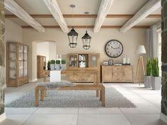 Obývací pokoj Lauren Rustic Living Room Furniture, Living Room Flooring, Boho Living Room, Luxury Furniture, Apartment Entryway, Living Room Remodel, Rustic Style, Nevada, Shabby
