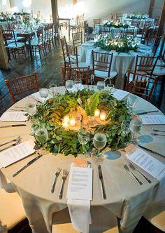 54 Simple Greenery Wedding Centerpieces Decor Ideas