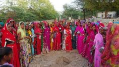 Sacred Peepal Tree Plantation in Udaipur villages to encourage Toilet Construction