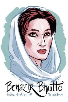 Day Benazir Bhutto, first female prime minister of Pakistan and of a Muslim country. Sadly assassinated in I remember seeing her on the news as a child and being so hopeful and inspired by her; that remains, even though as. Osage Nation, Cherokee Nation, Historical Women, Head Shop, Who Runs The World, The Orator, Women Names, Girl Power, Lady Power