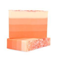 Melt & Pour - Citrus Sunset Loaf Soap Recipe