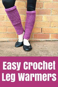 Easy Crochet Leg War