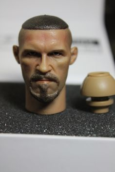 "38.00$  Watch here - http://ali8hn.shopchina.info/go.php?t=32622207515 - ""1/6 scale figure doll head shape for 12""""Action figure doll accessories Undisputed Uri Boyka Scott Adkins head""  #SHOPPING"